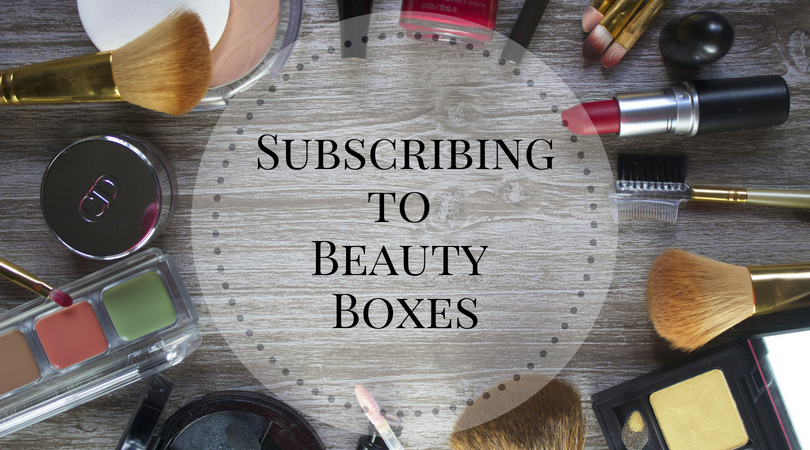 Monthly Beauty Box Subscriptions