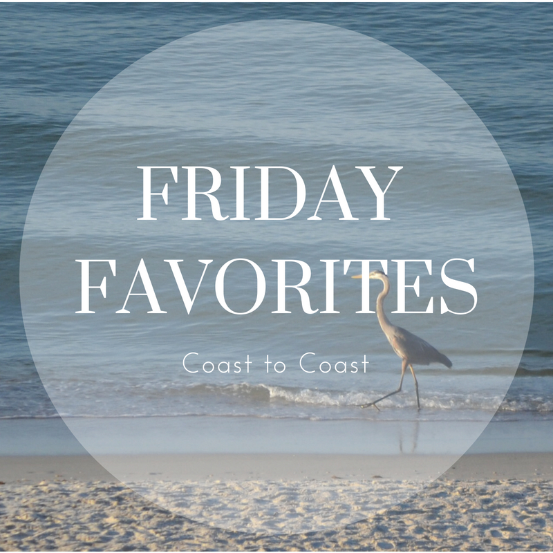 Friday Favorites #110