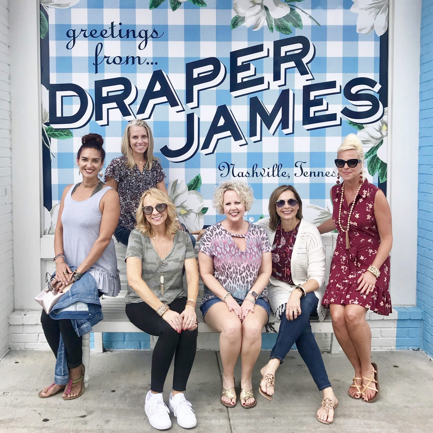 Nashville, Blogger, Draper James