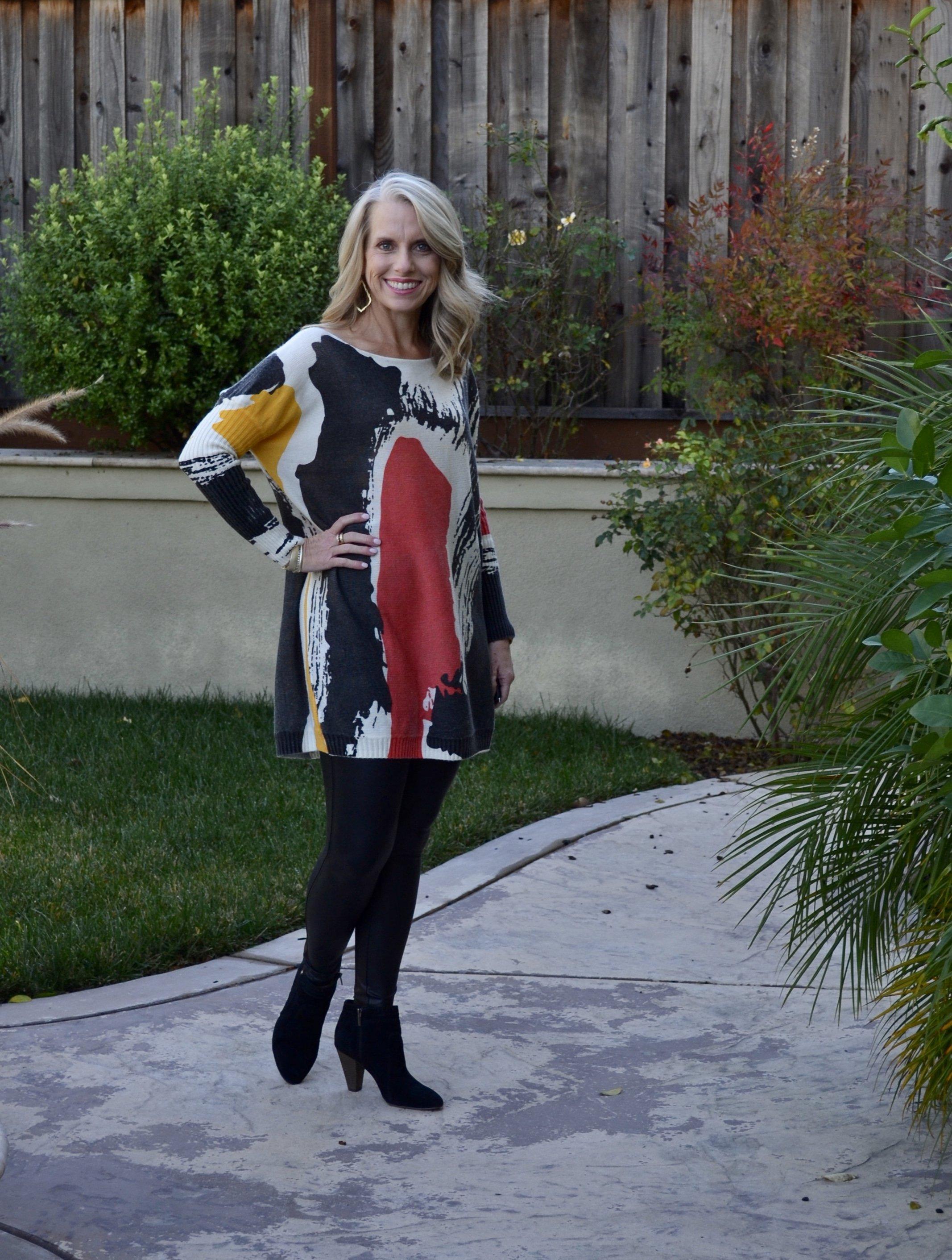 Eva Trends, Spanx Faux Leather Leggings