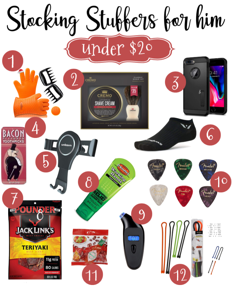 Friday Favorites – Stocking Stuffer For Him Under $20