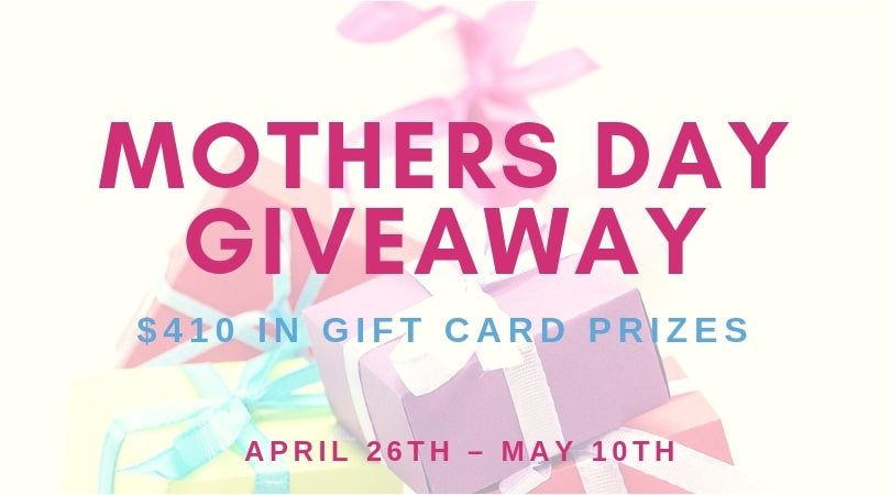 Friday Favorites #148 and A Mother's Day Giveaway