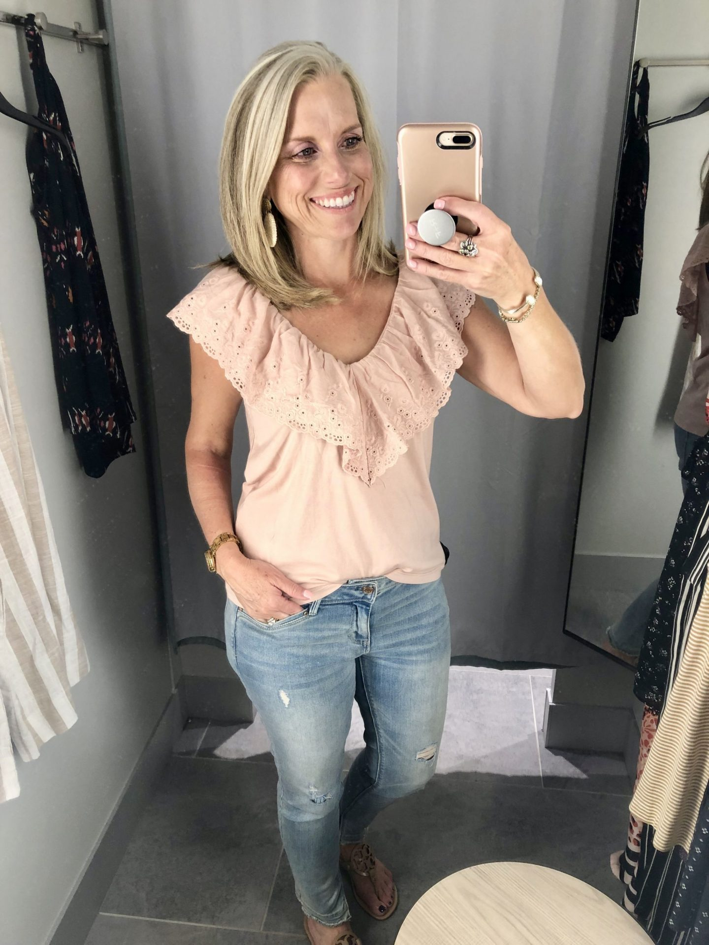 H&M Blouse, Coast to Coast