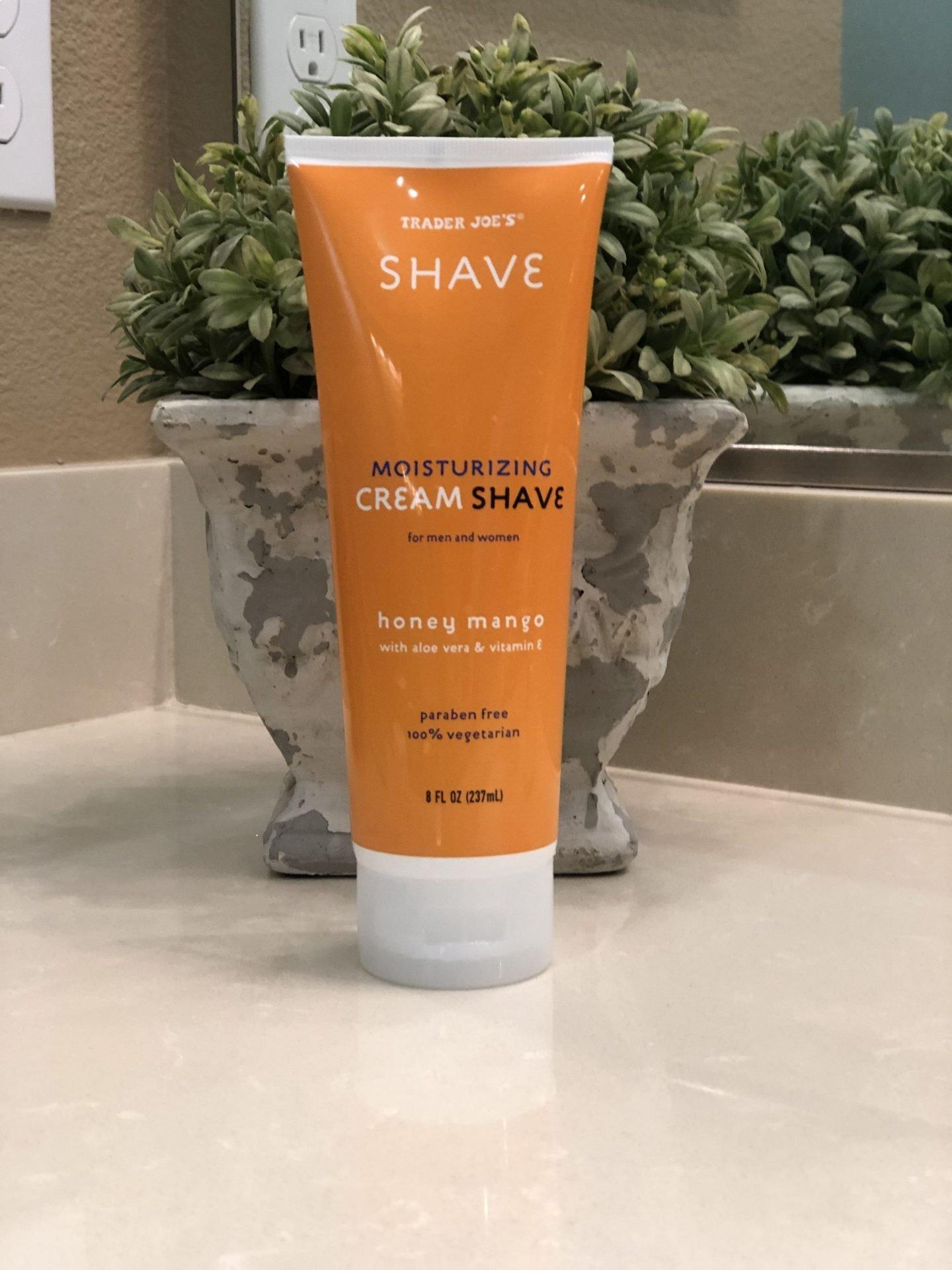 Mango Shave Cream, Friday Favorites