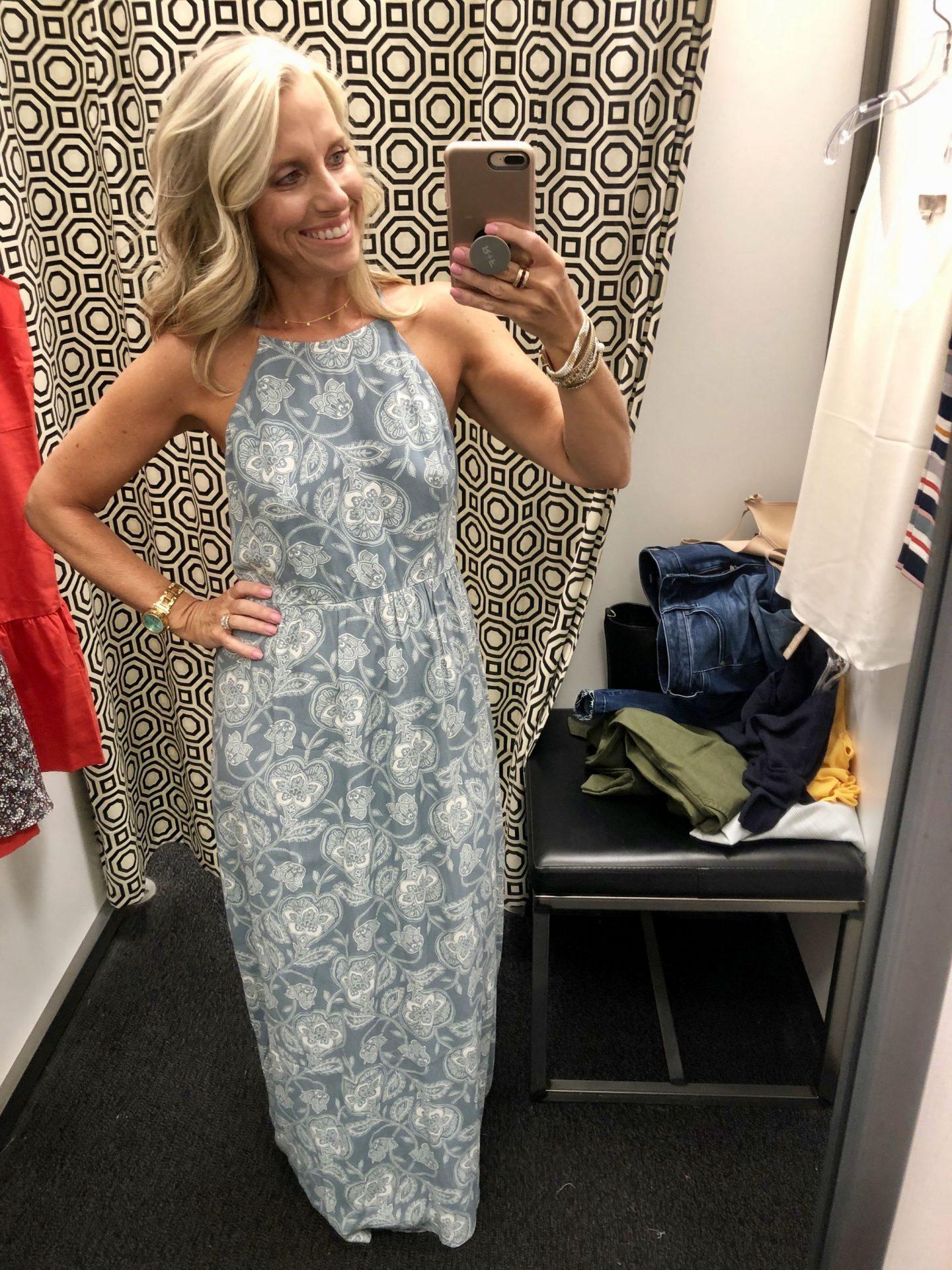 Loft Outlet Maxi Dress