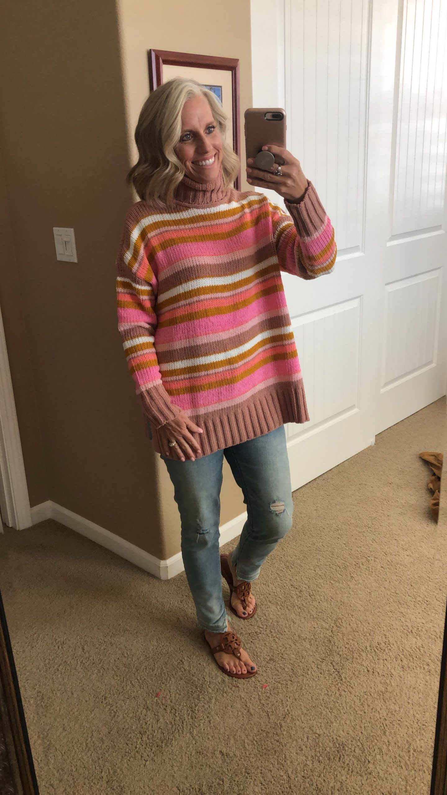 American Eagle Sweater, Coast to Coast