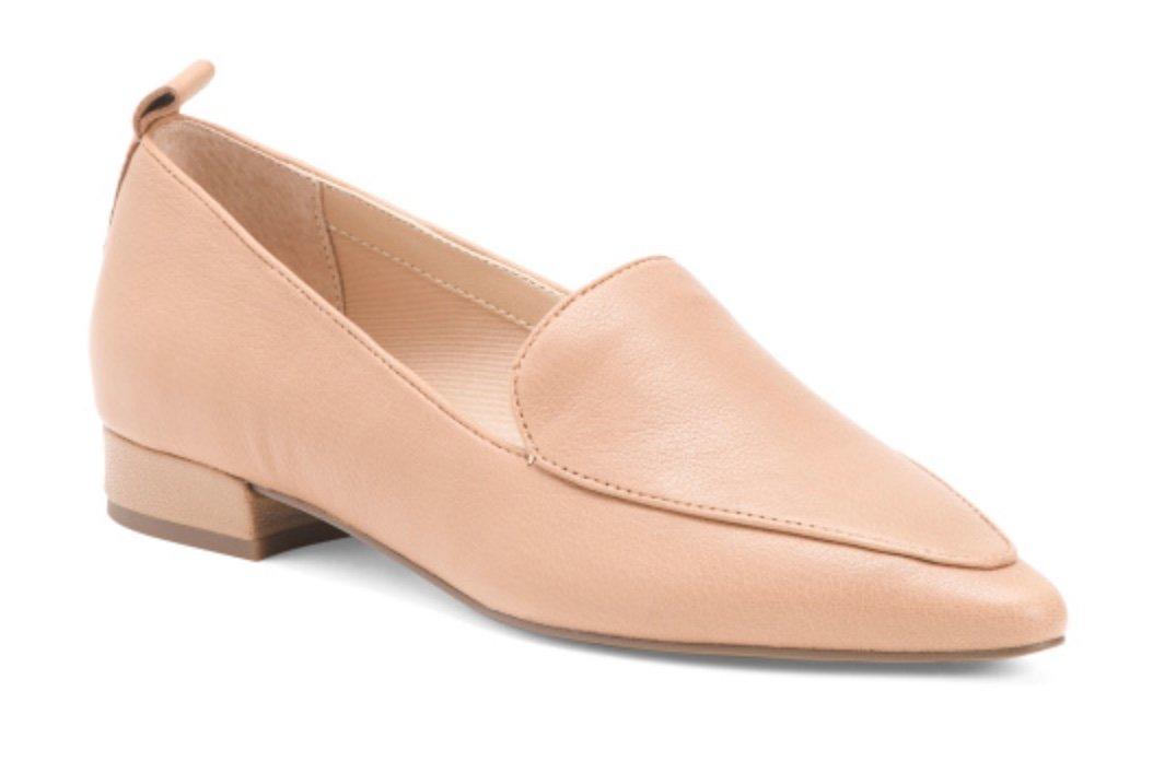 Franco Sarto Pointy Toe Flats, TJMaxx