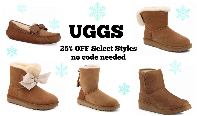 UGGS Black Friday