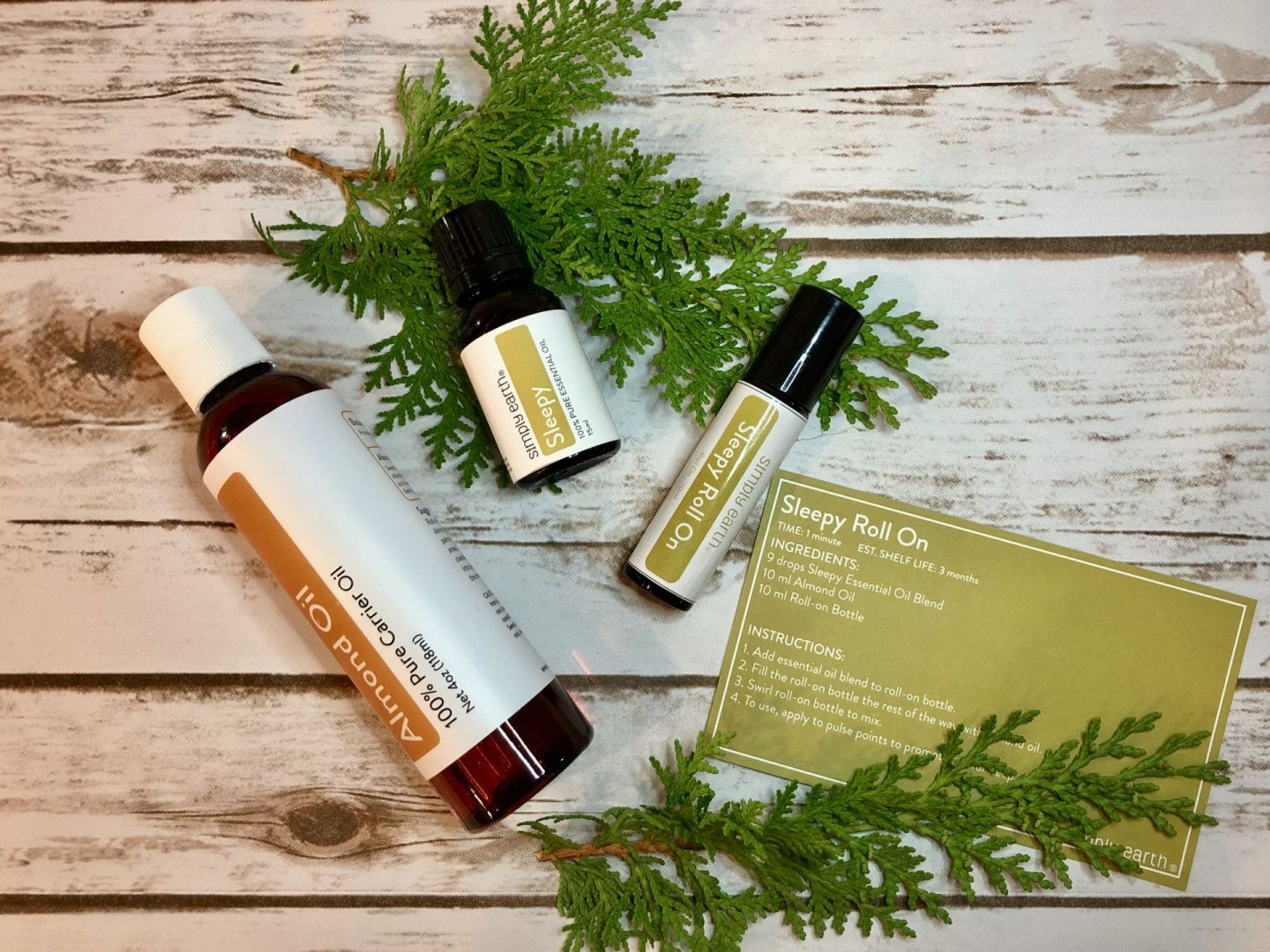 Simply Earth Essential Oils