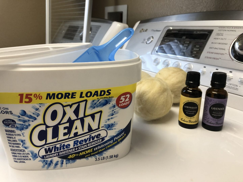 Oxi Clean, Coast to Coast Friday Favorites
