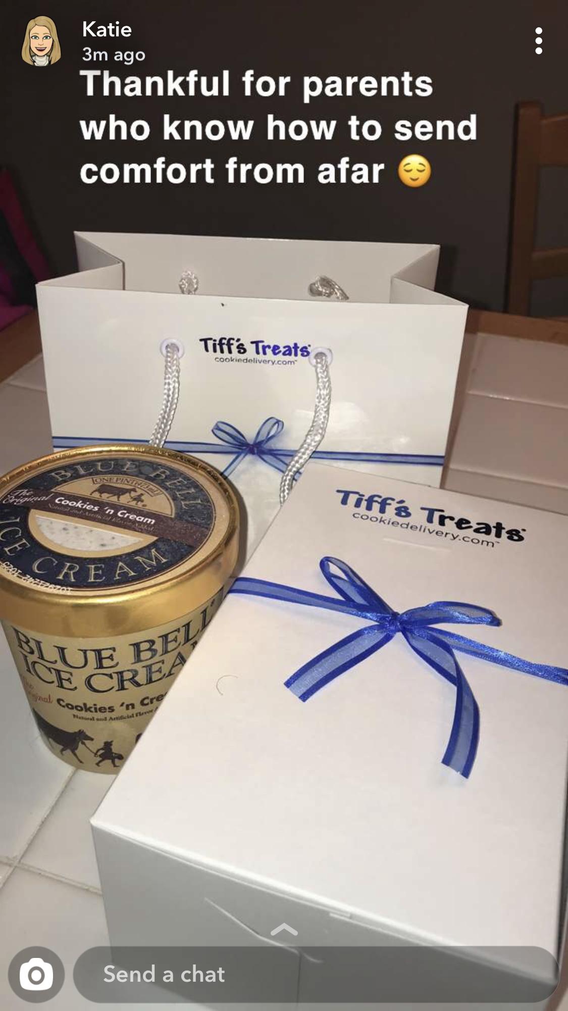 Tiff's Treats, Coast to Coast