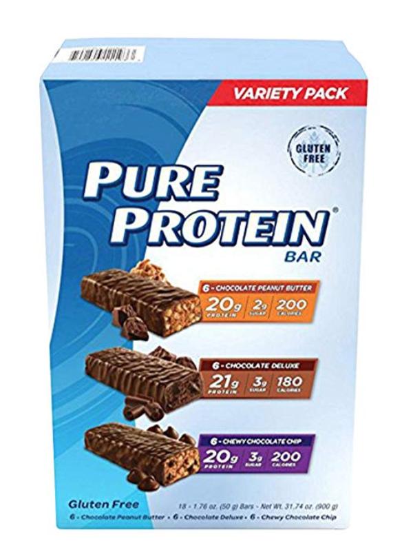 Pure Protein, Coast to Coast