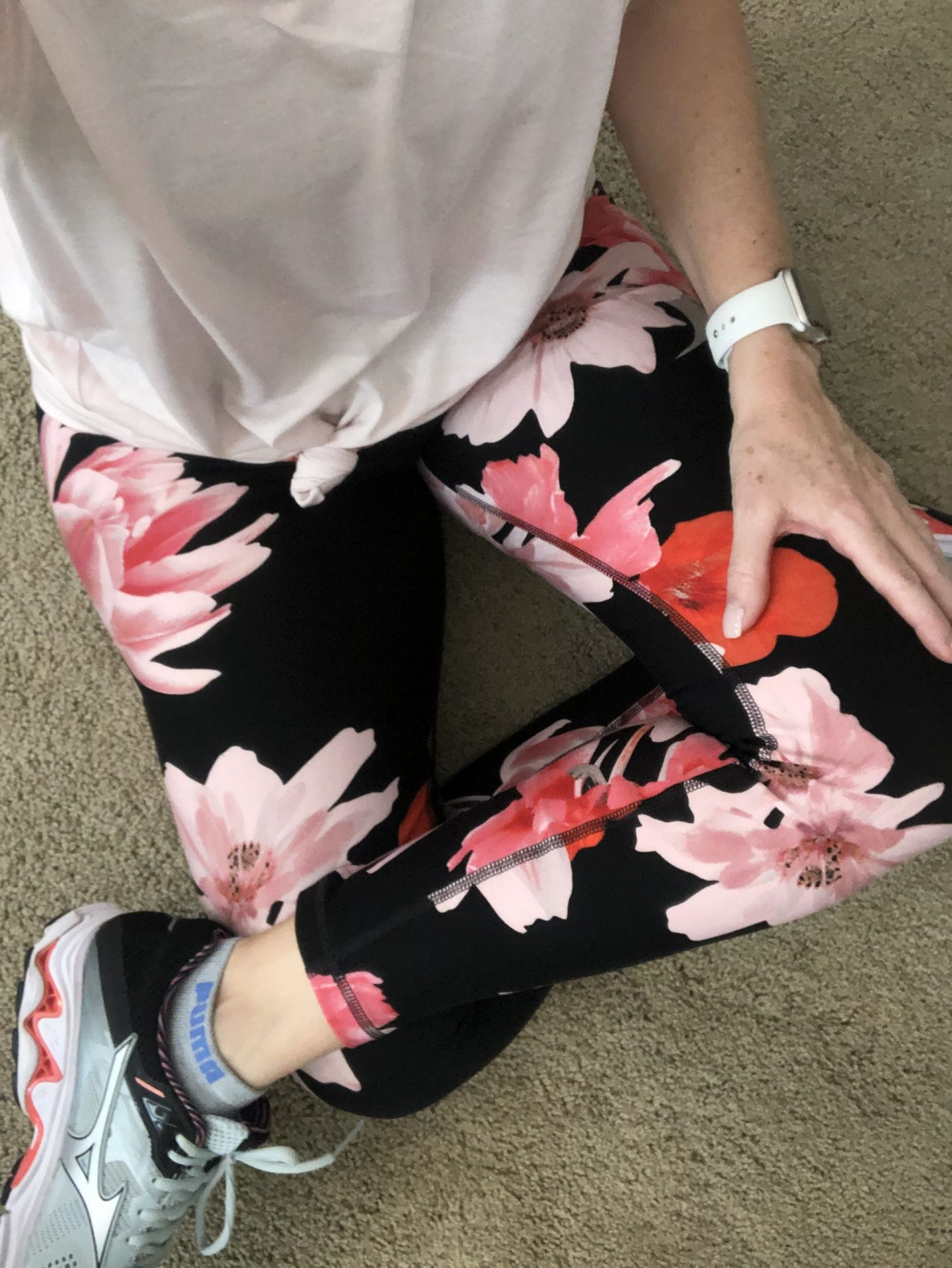 Old Navy Leggings First Friday Favorites of February