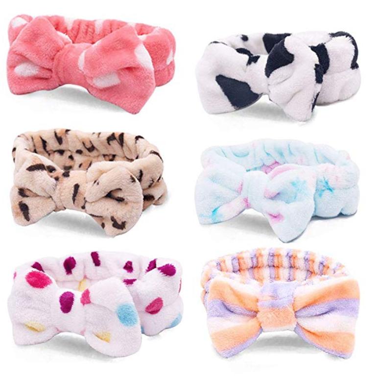 Fuzzy Headbands, Amazon