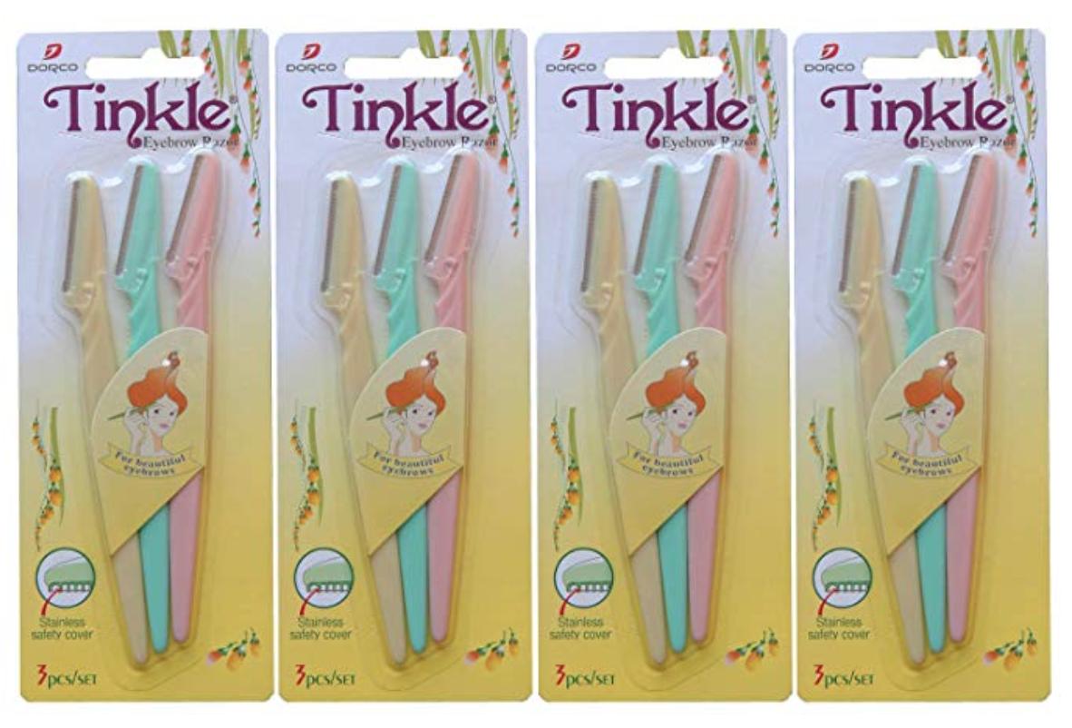 Tinkle Razors, Amazon