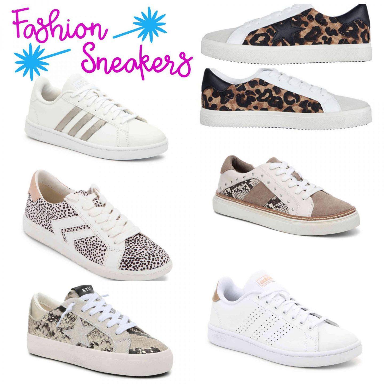 Fashion Sneakers, Coast to Coast