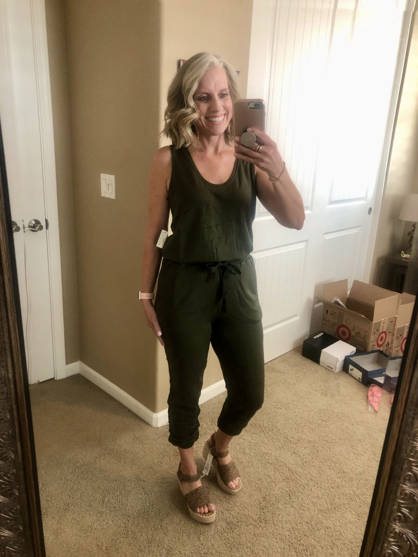 Daily Ritual jumpsuit