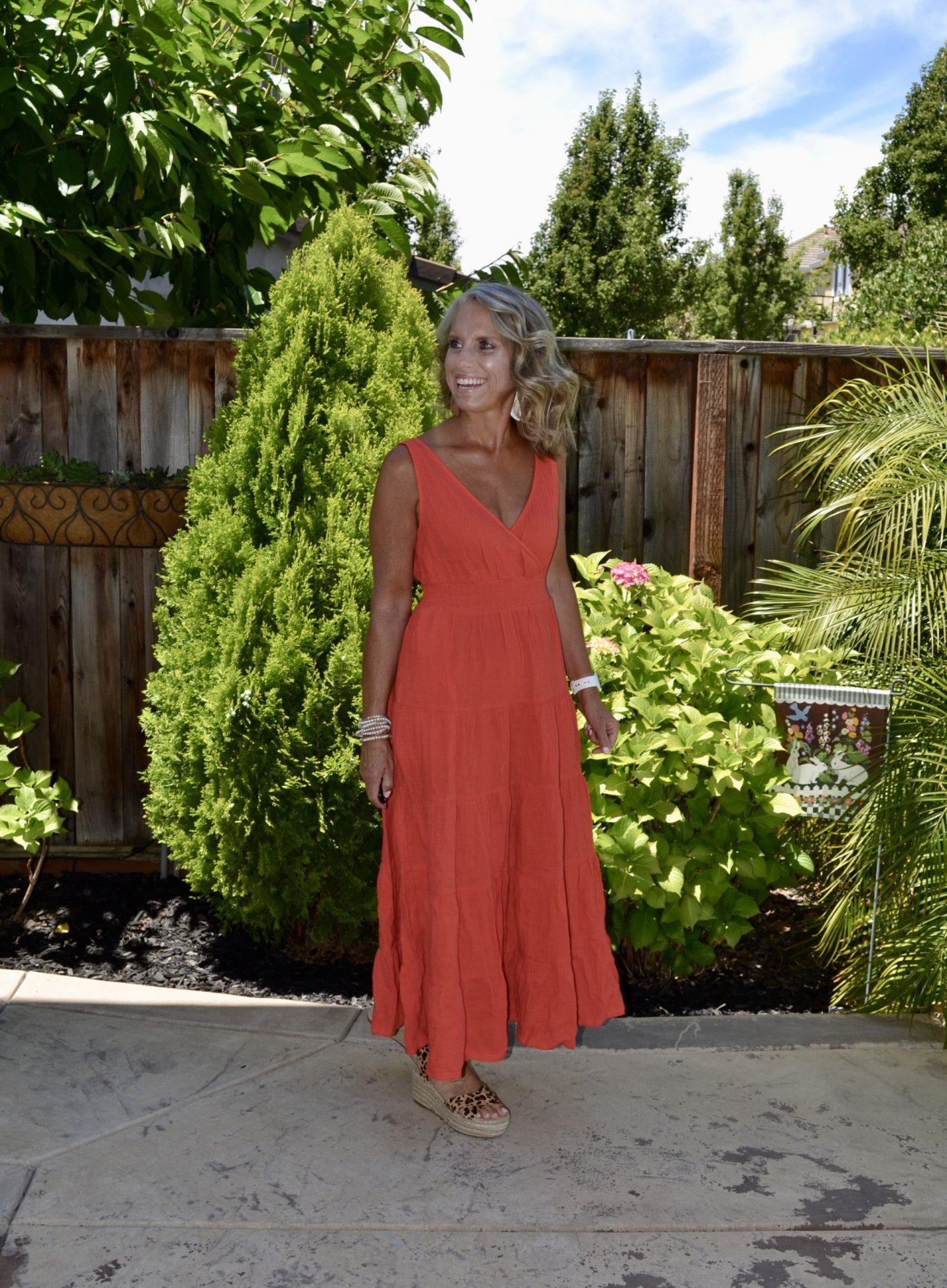 Target Dress Coast to Coast