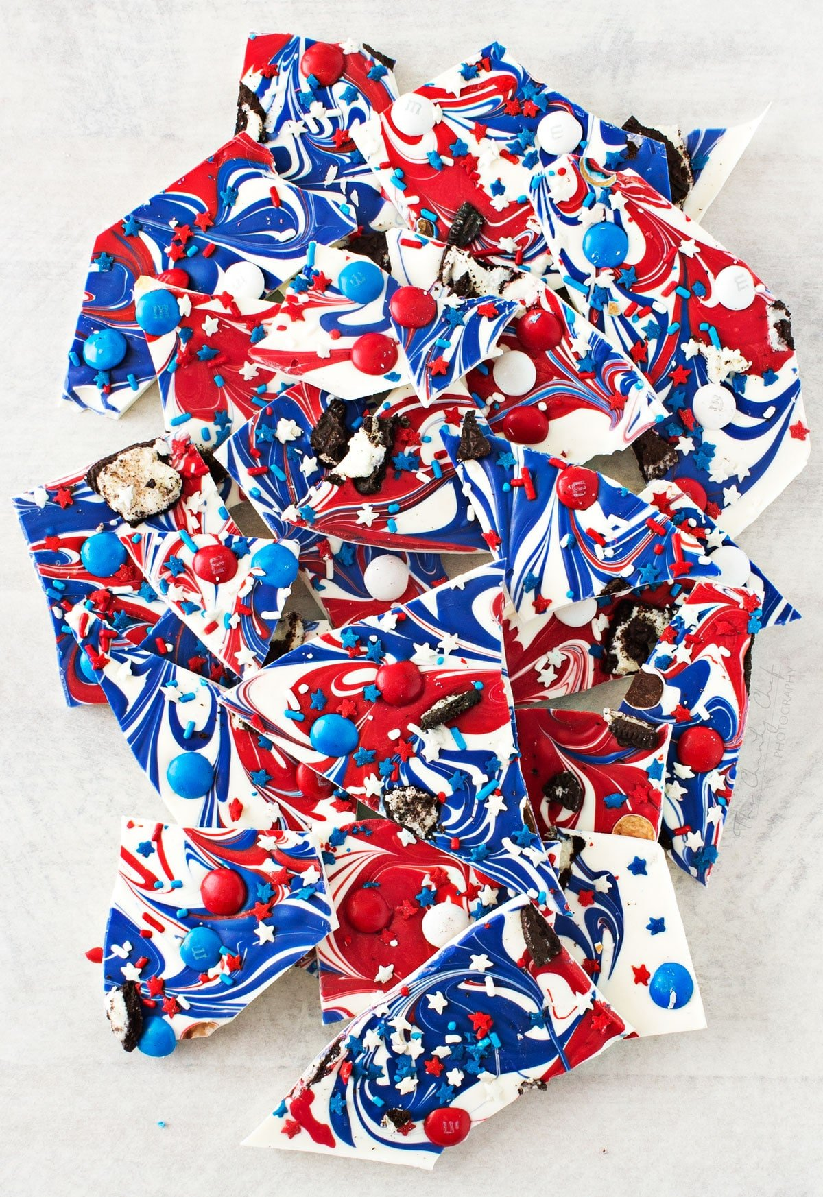 Festive Bark 4th of July Inspiration Coast to Coast