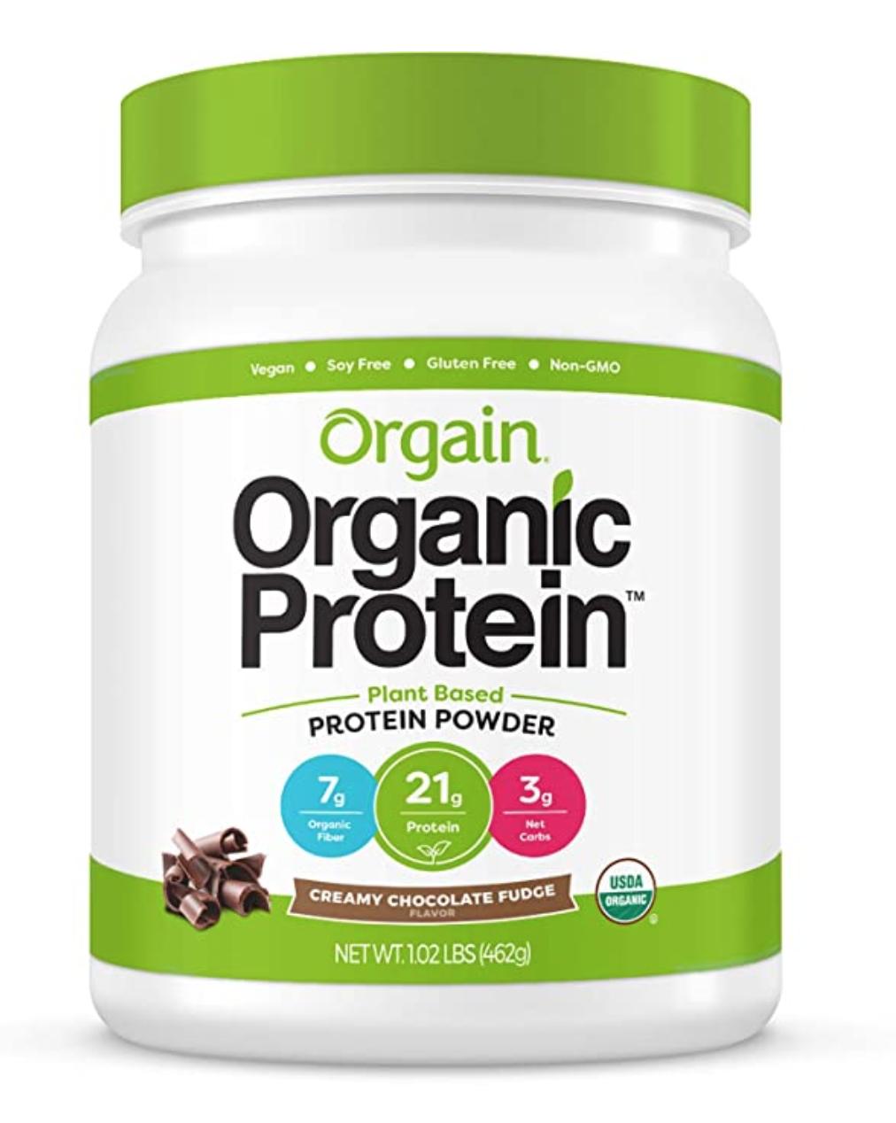 Orgain Protein Powder