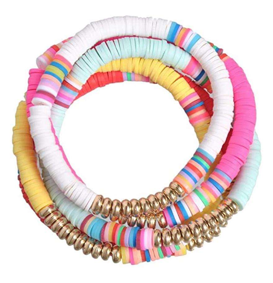 Amazon Colorful Bracelets