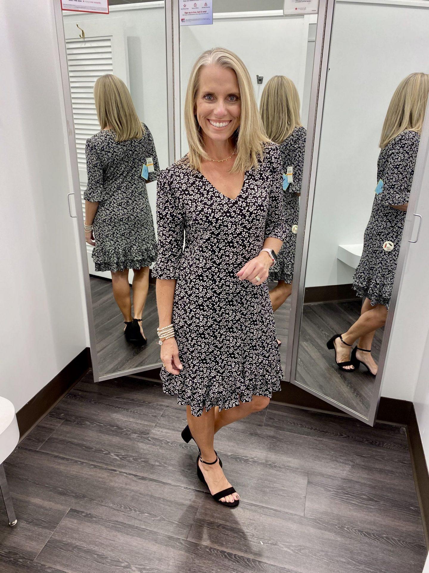 CeCe dress from Macy's