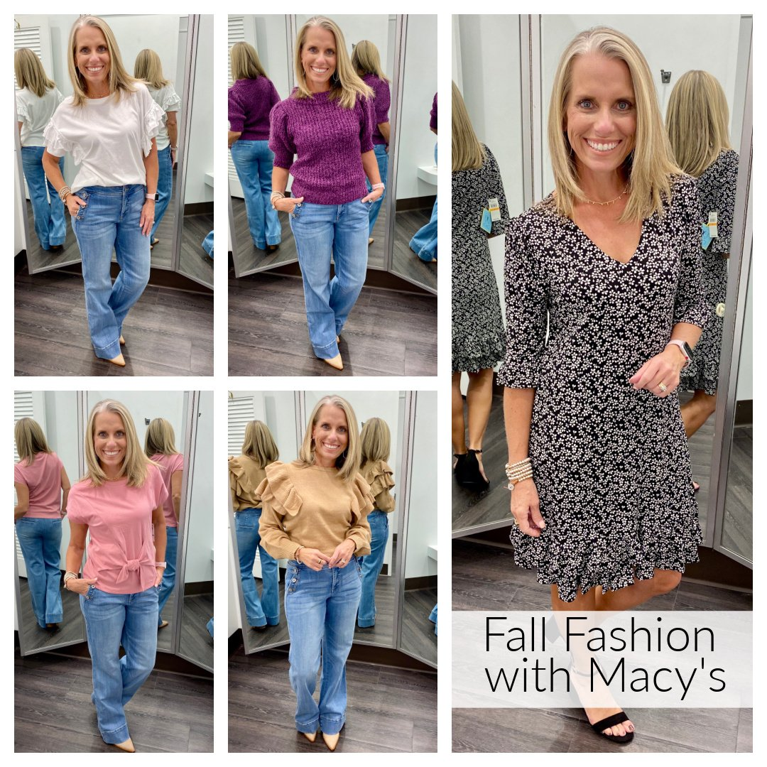 Fall Fashion With Macy's Part Two