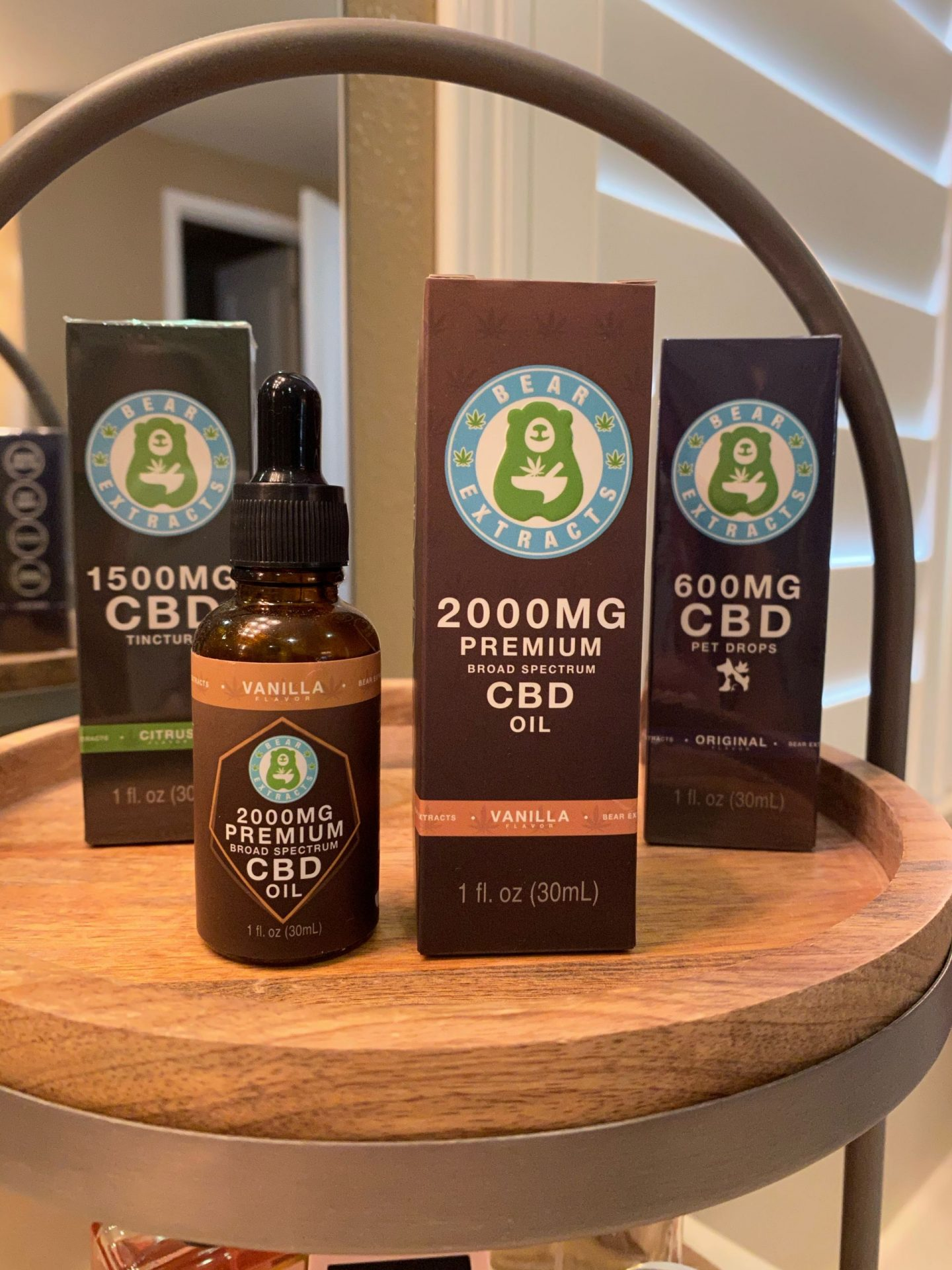 BearX CBD oil