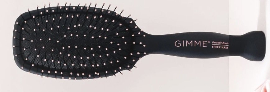 Gimme hairbrush