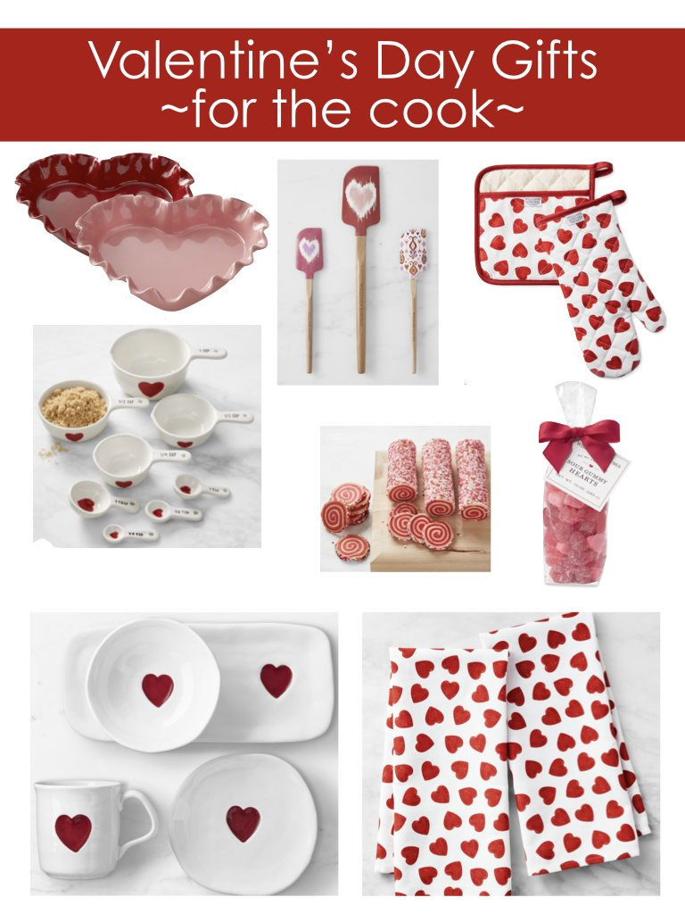 Valentine's Gifts for the cook