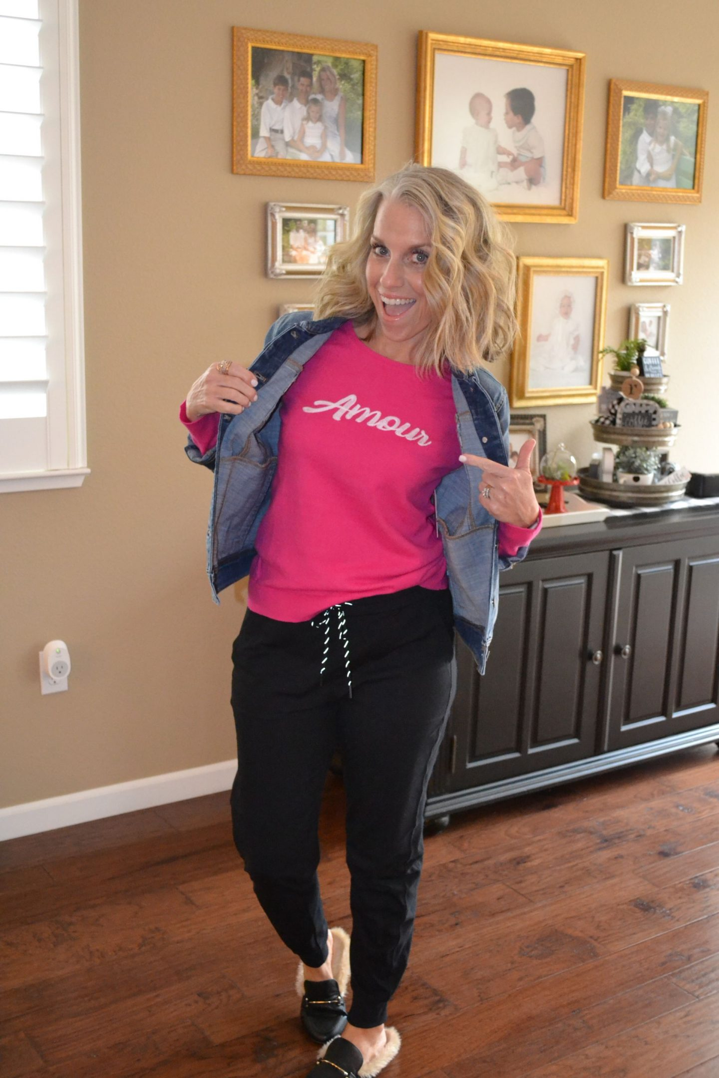 Amour sweater from What you may have missed this week
