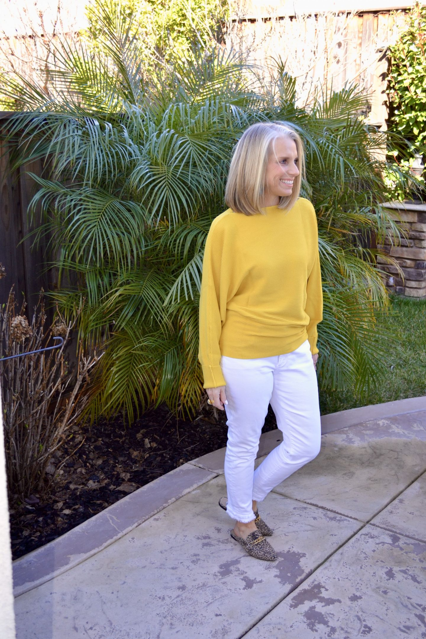 Pantone Yellow Amazon Sweater