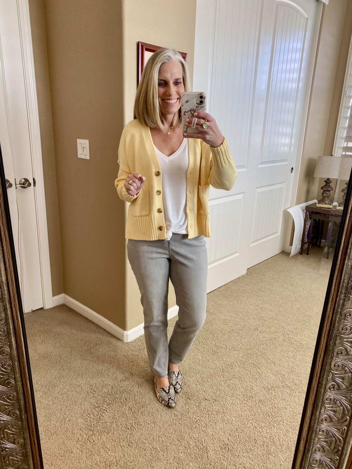 Cutest Pantone Yellow Sweater