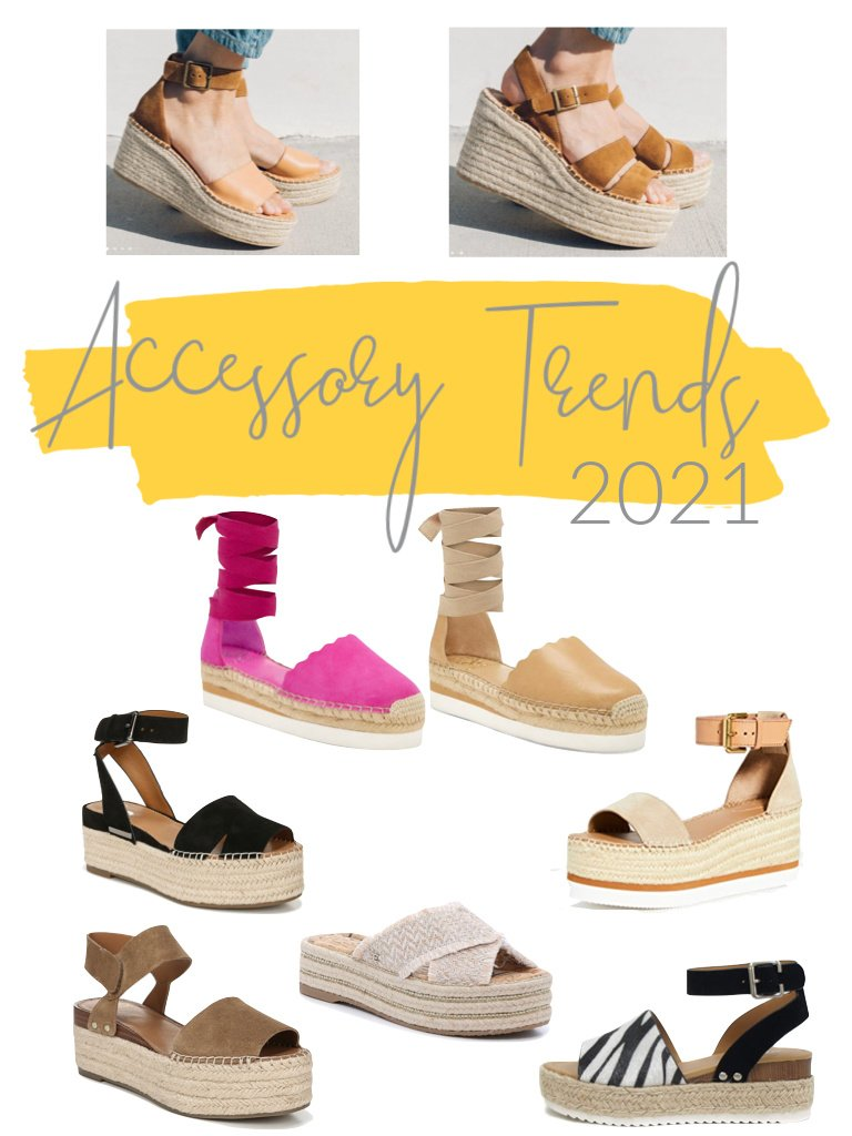 Accessory Trends for Spring/Espadrilles