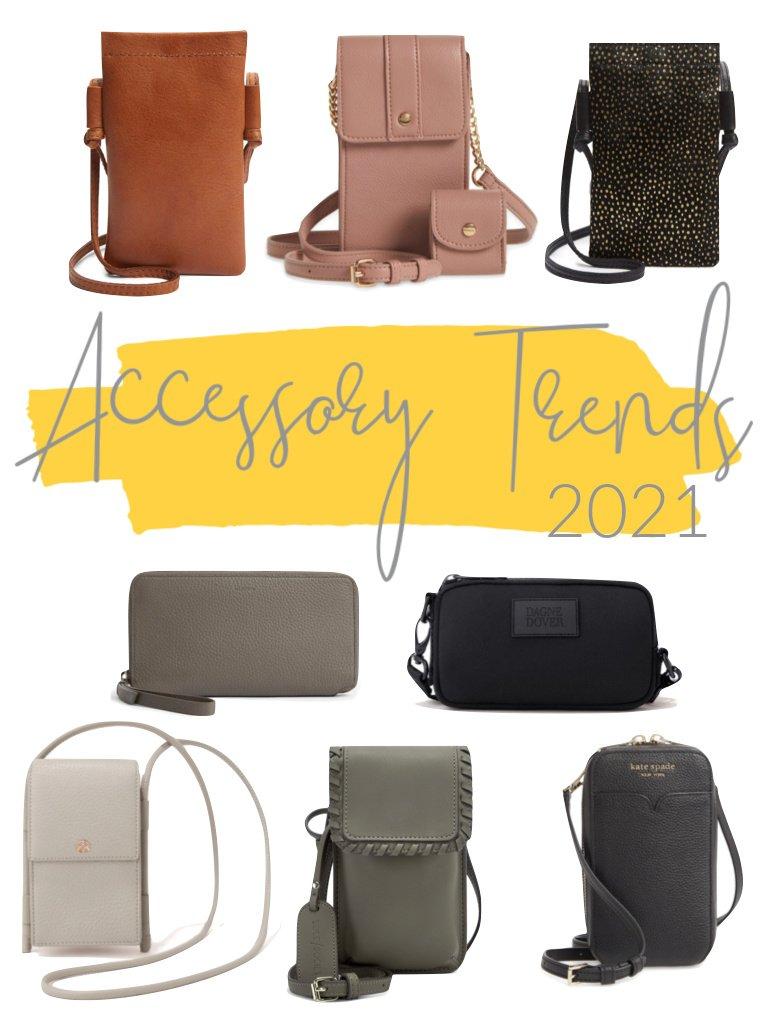 Phone bag accessory trend