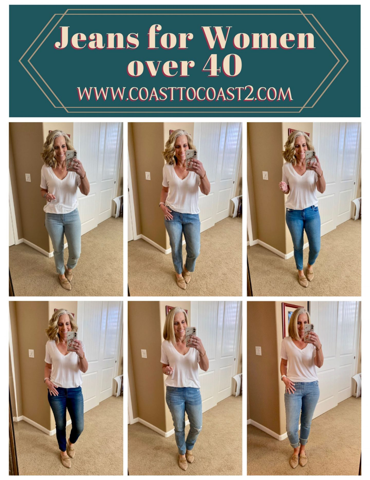 jeans for women over 40
