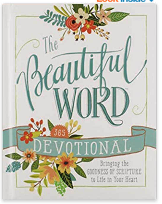 Amazon Daily Devotional book