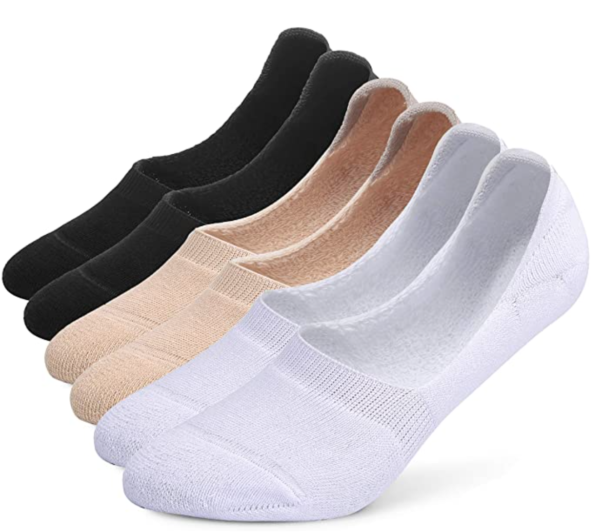 Amazon no show socks