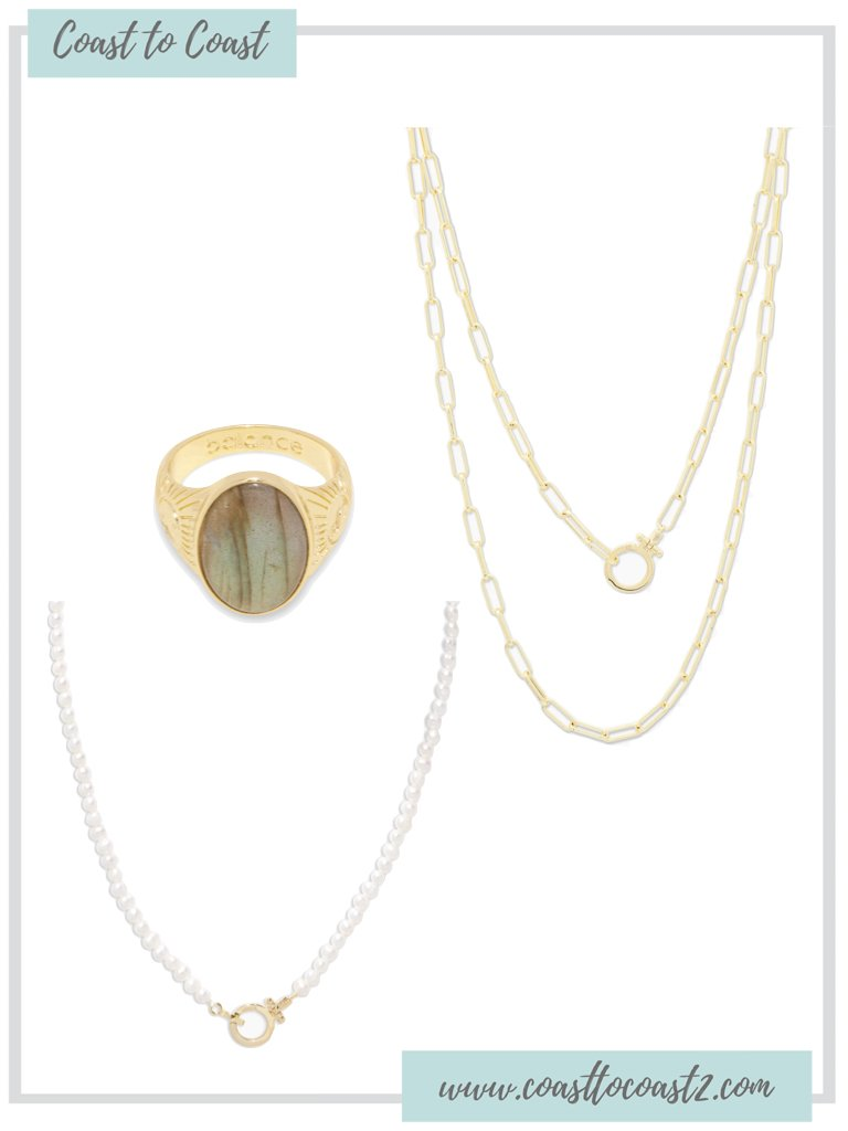 Favorite jewelry pieces