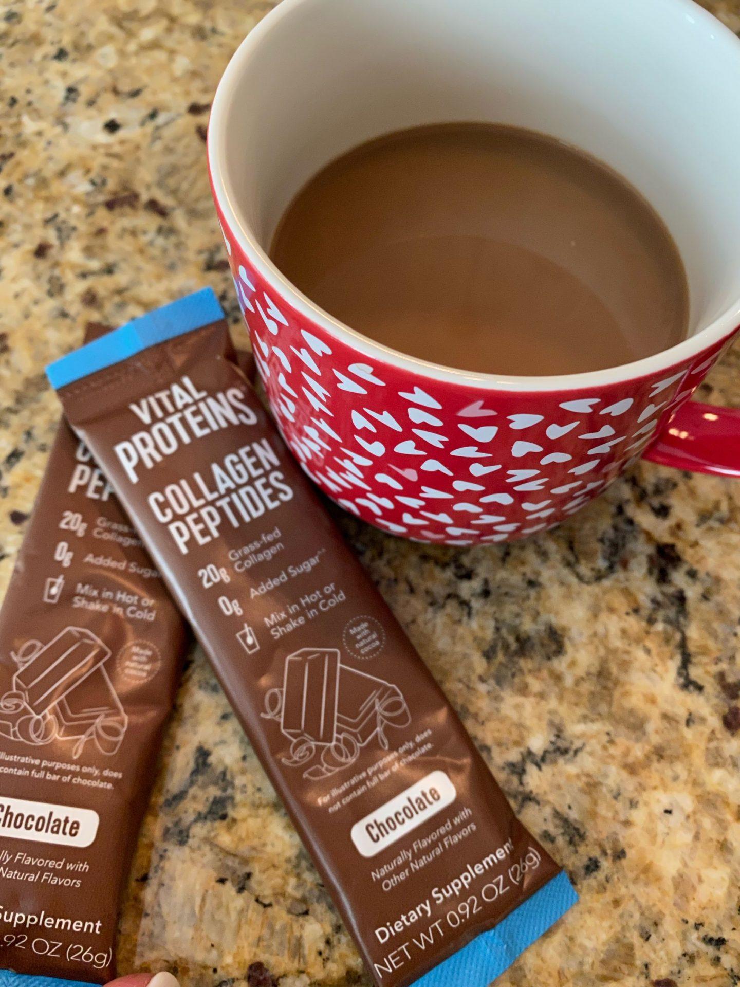 VITAL PROTEINS CHOCOLATE PRE-WEEKEND FRIDAY FAVORITES