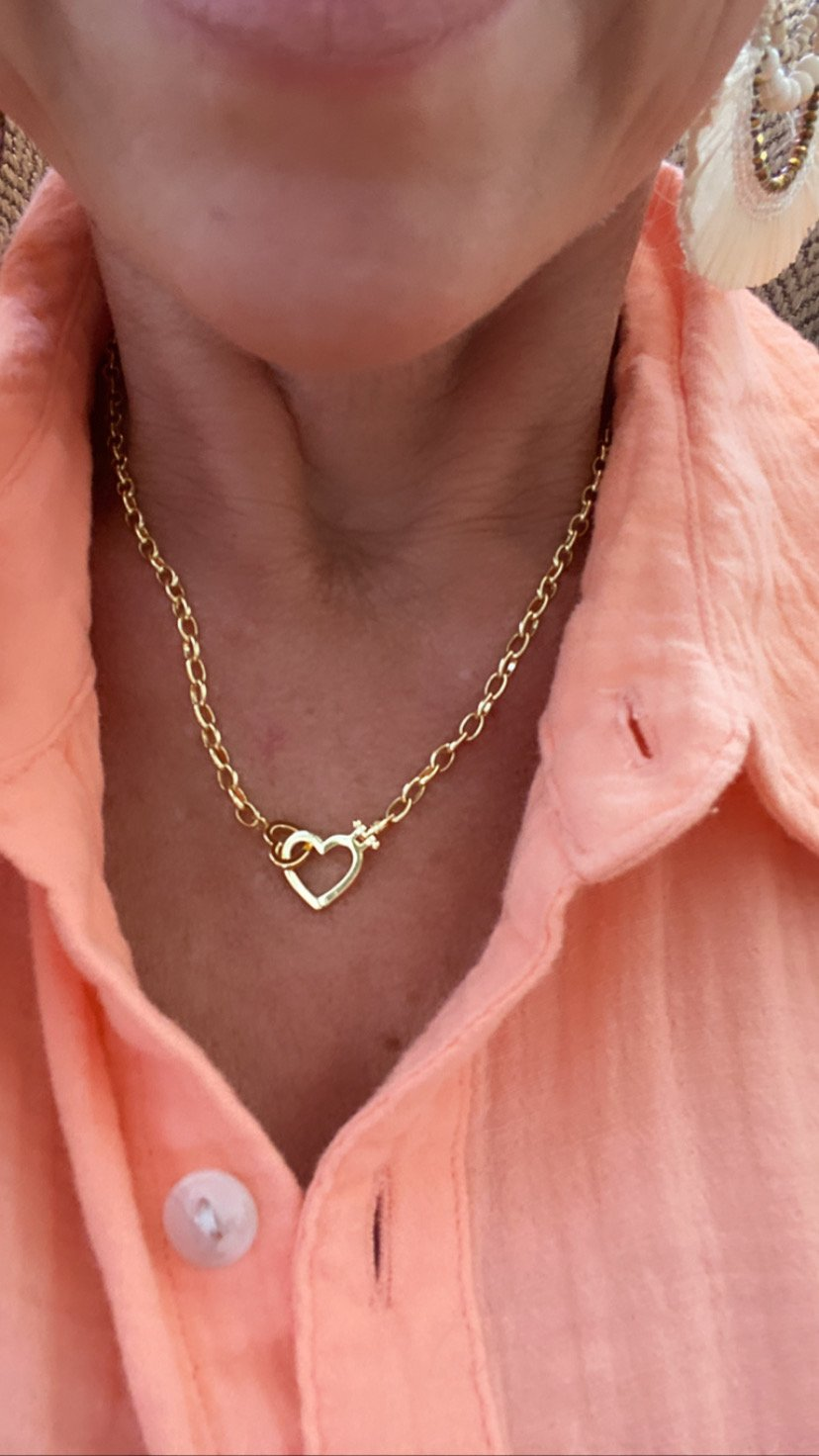 Gorjana necklace my top 5 right now