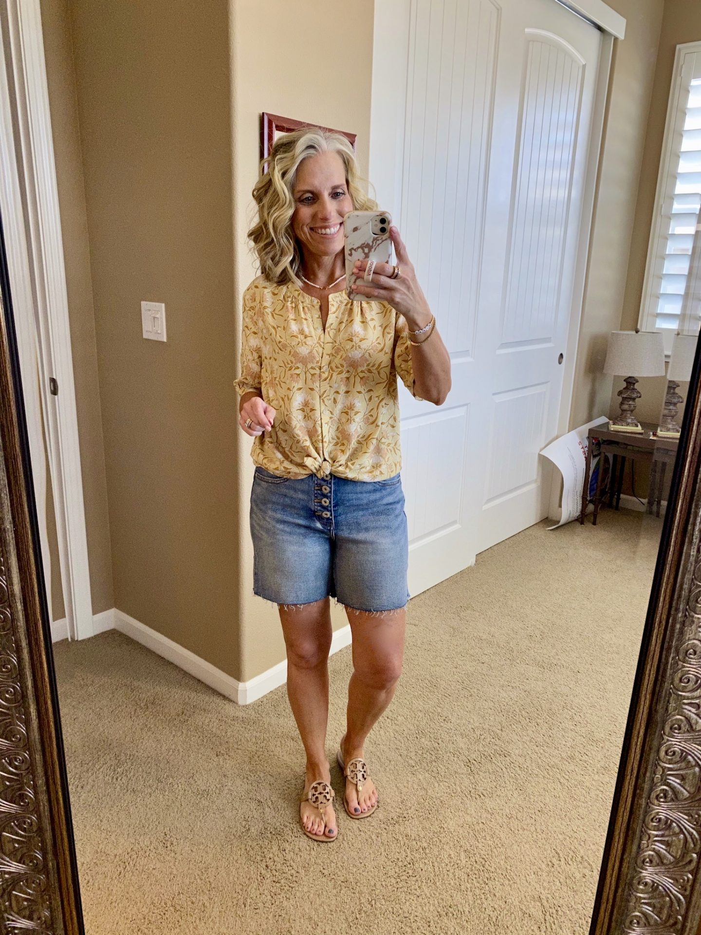 Time for Target Friday Universal Thread top