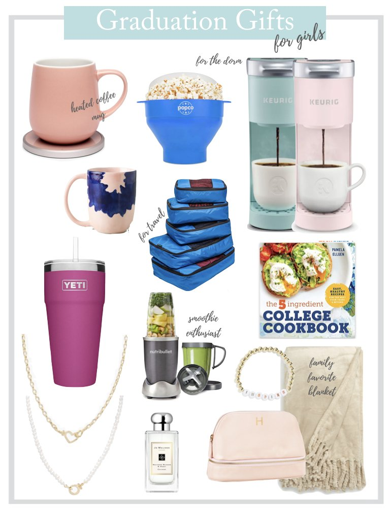 Graduation Gifts for Guys and Girls