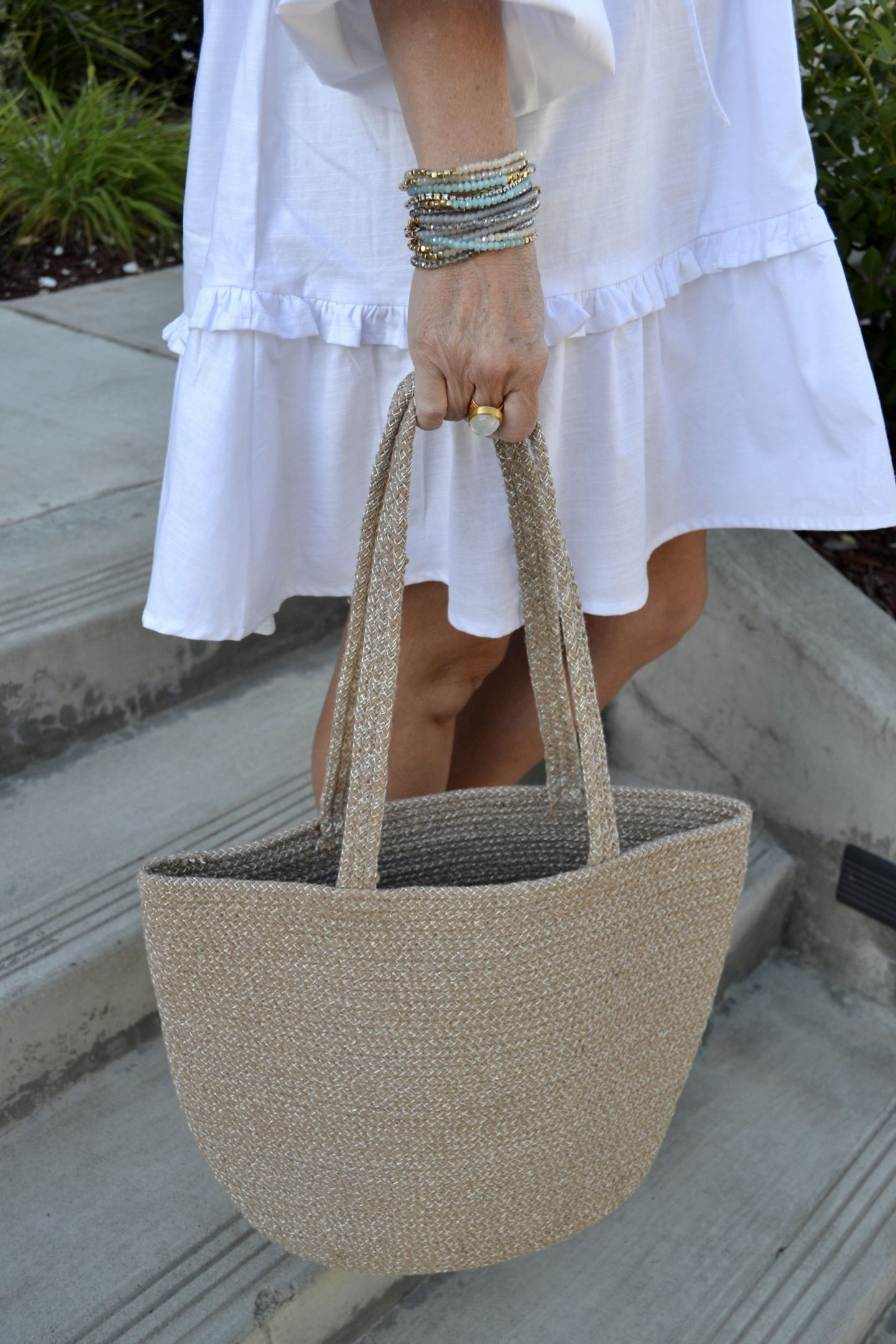 Summer Rope Tote