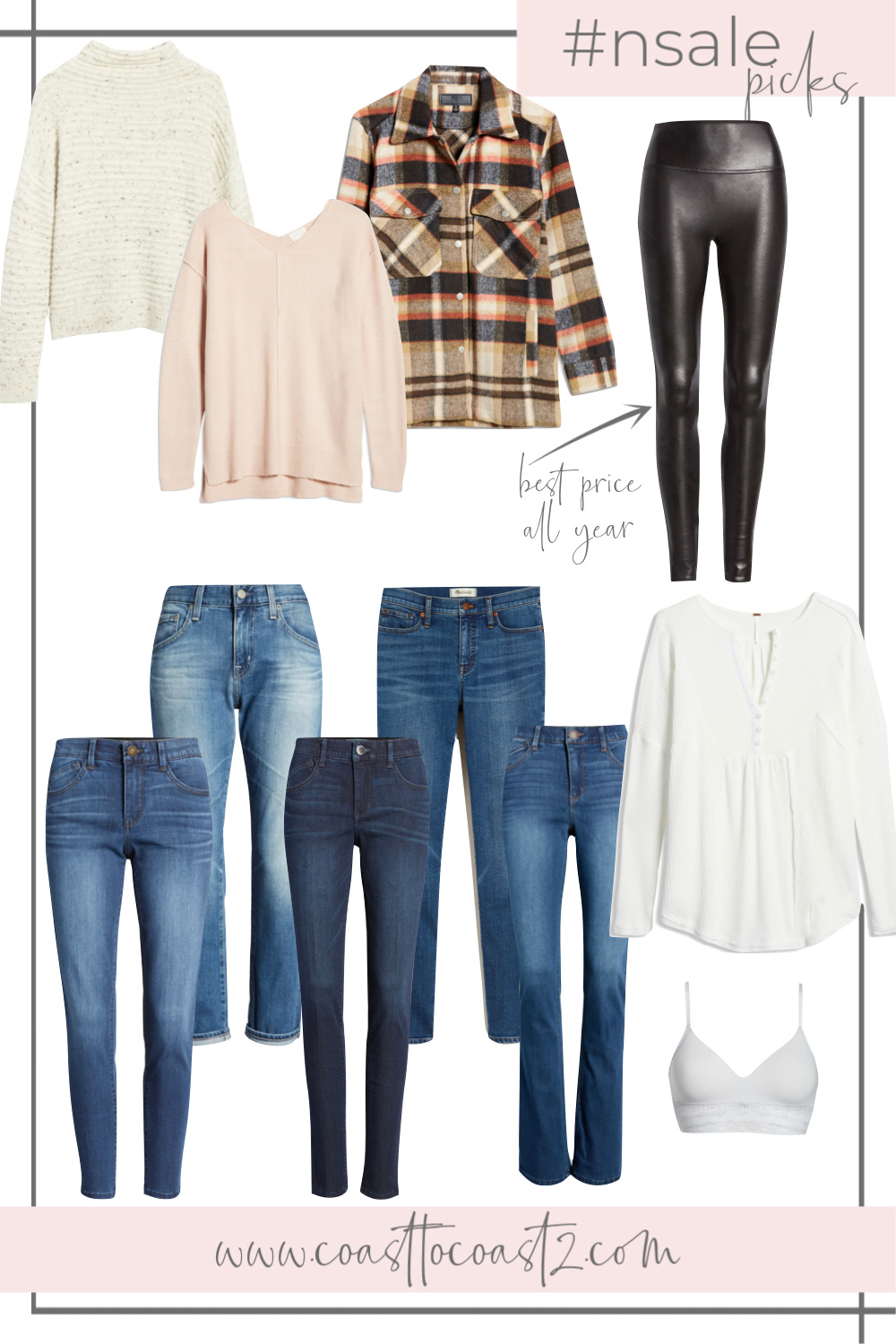 Nordstrom Anniversary Sale clothing