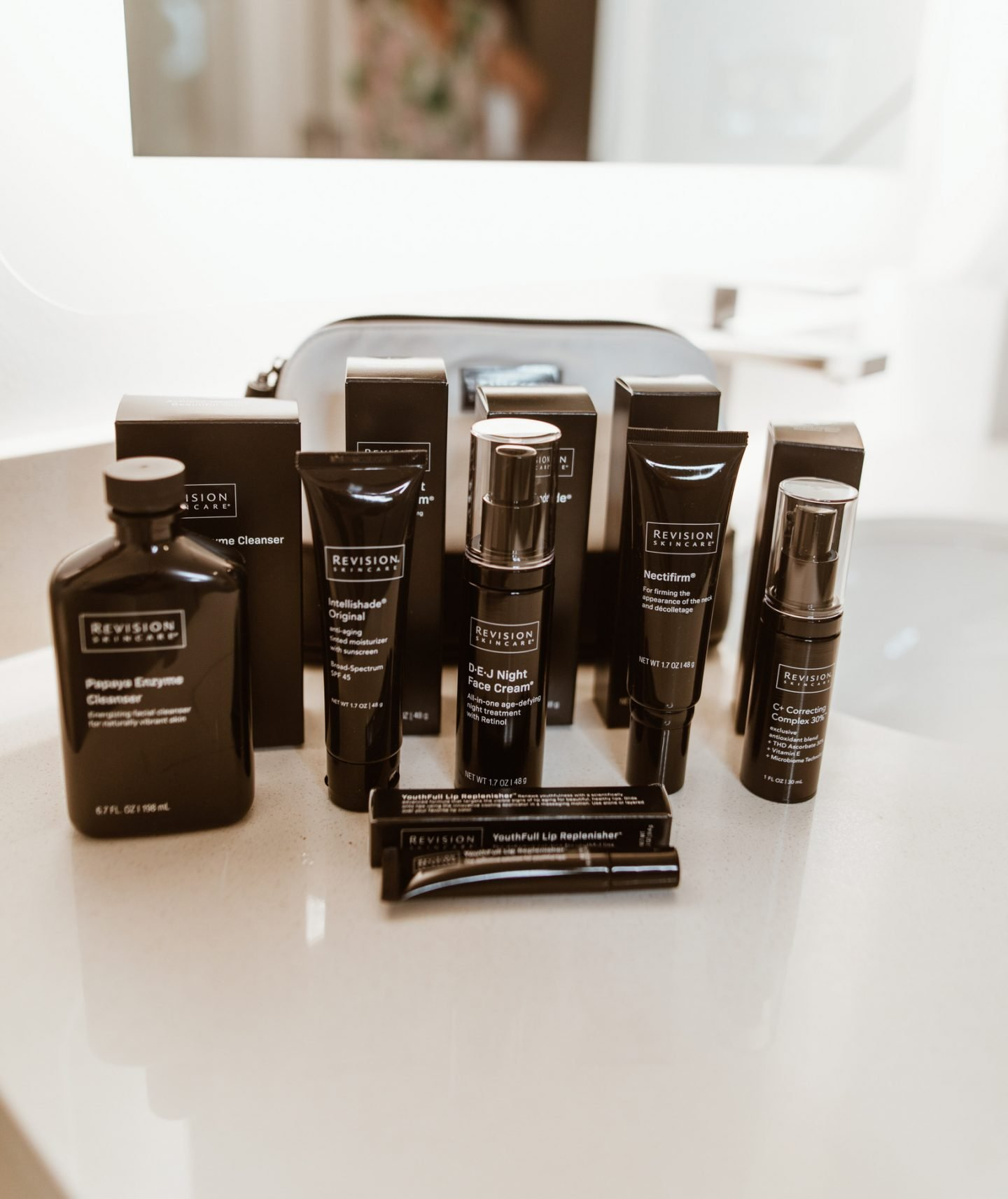 Revision Skincare New to me skincare and haircare