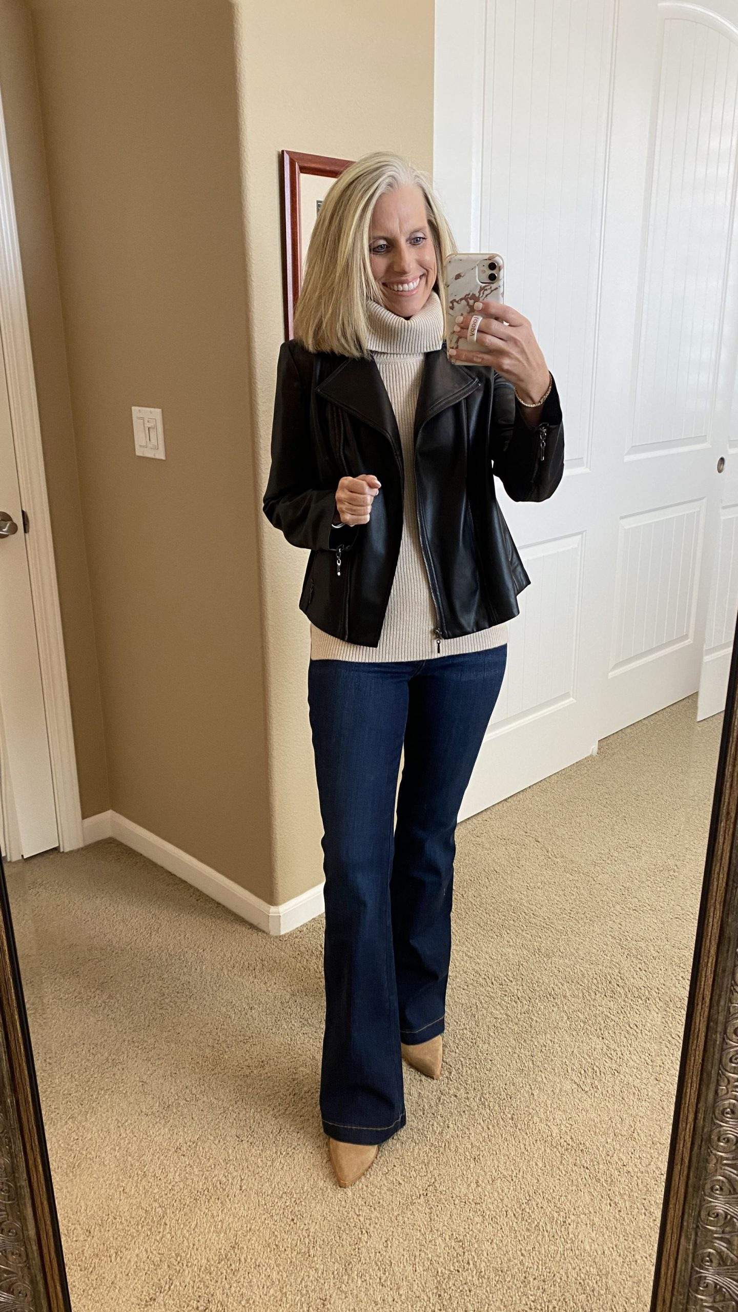 Spanx Flare jeans in September's Best Sellers