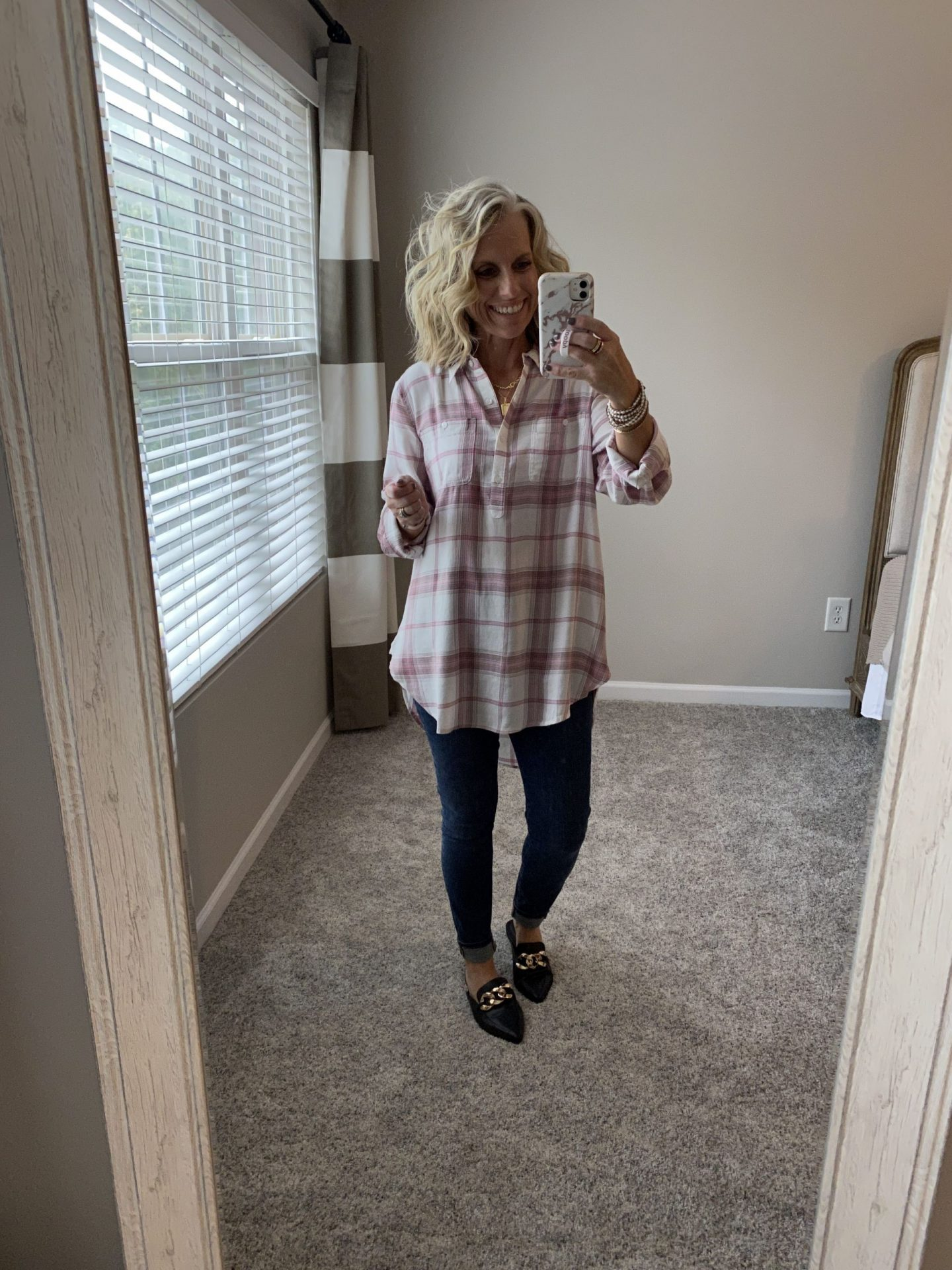 Wearing lately